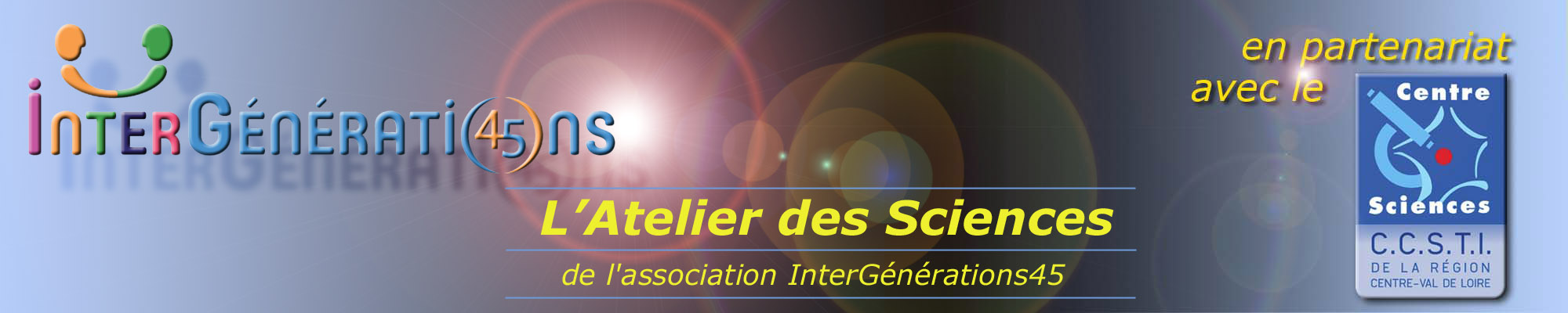 Atelier des Sciences